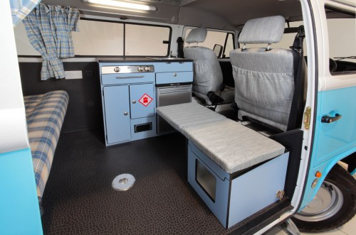 VW T2 Campingbil
