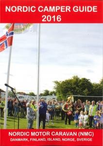 Nordic Camper Guide 2016 - Stellplasser og bobilparkeringer